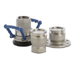 Dry Disconnect Coupling